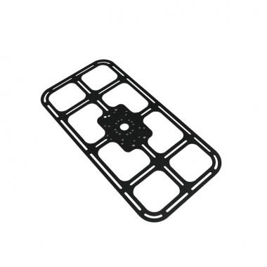 长方形碳纤维安装板