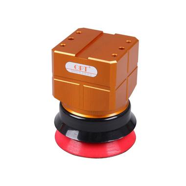 5寸圆型研磨抛光打磨机,机器人手机外壳专用打磨头125MM